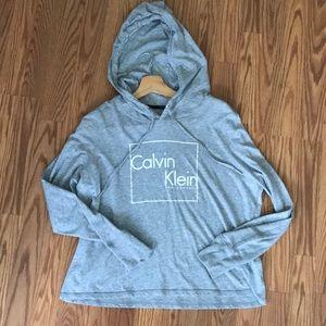 CK lightweight hoodie